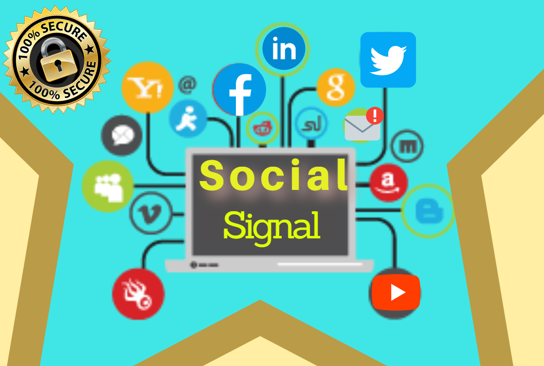 I will do Build 1500 Powerful Social Signals