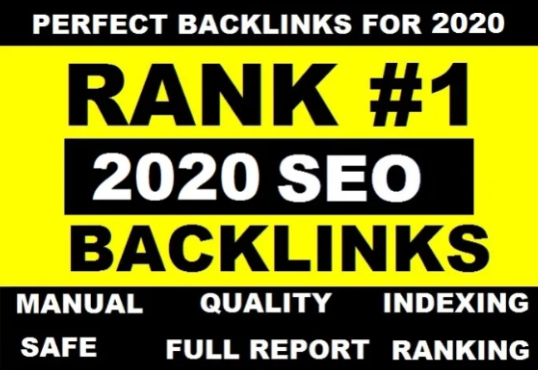 I will improve your google ranking with manual high quality SEO backlinks