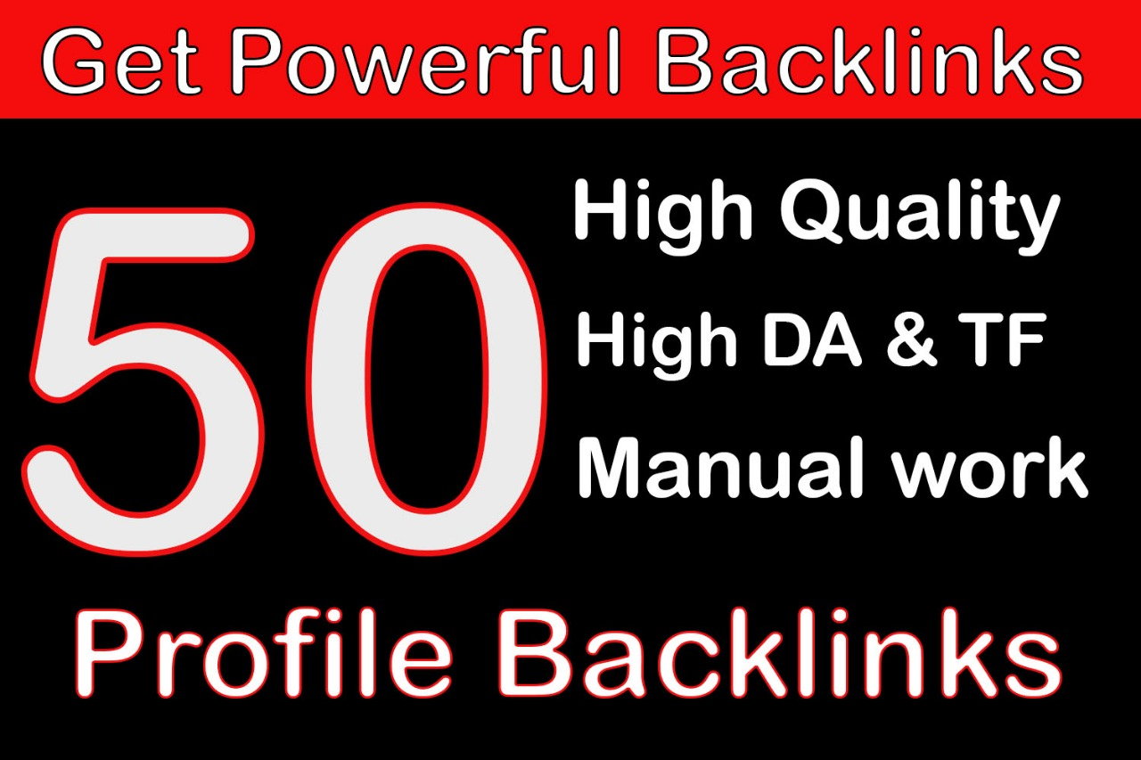 Limited offer - 50 Manual Backlinks DA +80 Save method for Alexa Rank