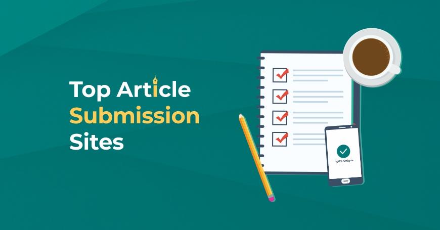 I write and 5 unique article submission with da 50 plus unique domain casinos