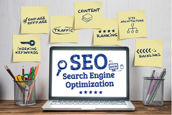 website SEO and improve search engine ranking