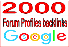 Provide 2000 High Quality Backlinks from High DA sites