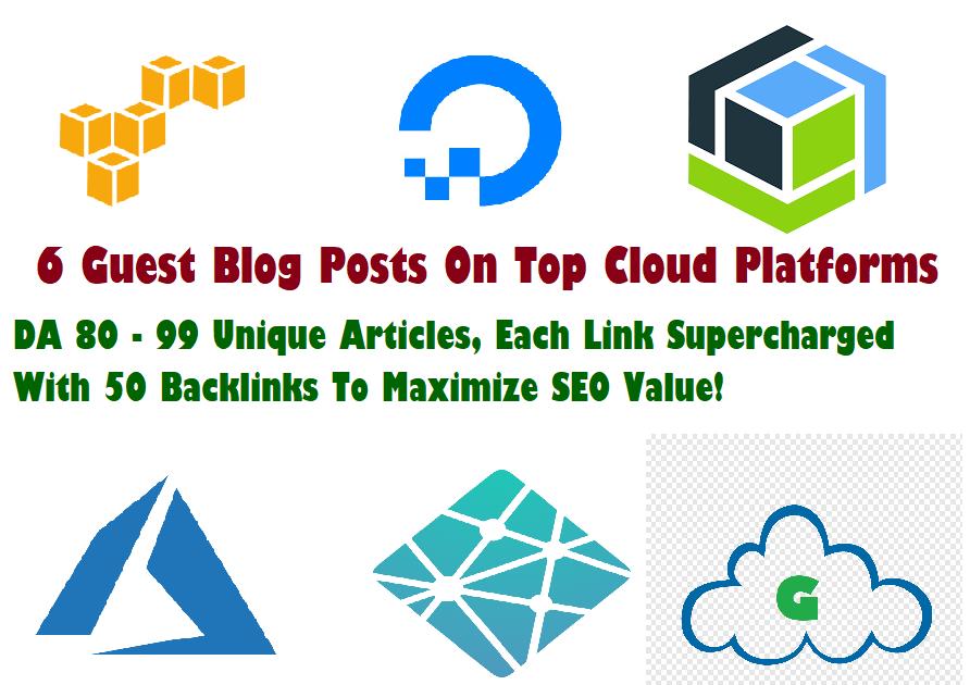 Supercharged Cloud Platform Guest Posts