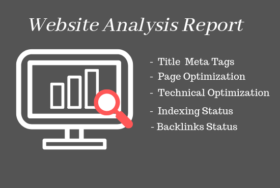 Complete Website Analysis for SEO