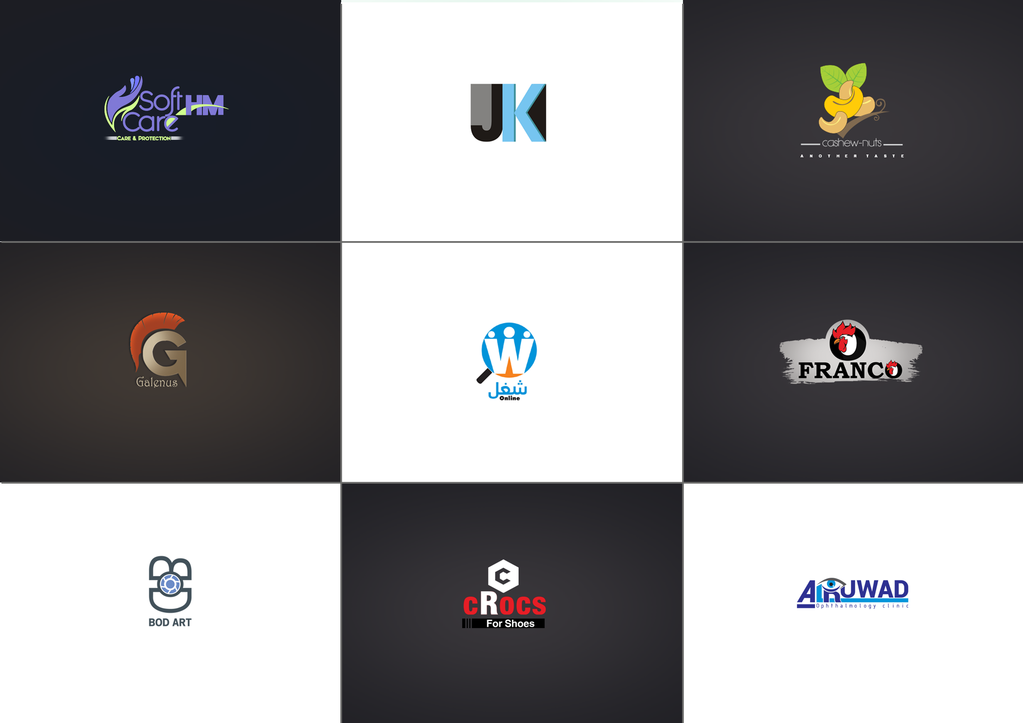 I will design a luxury and professional business logo for your brand