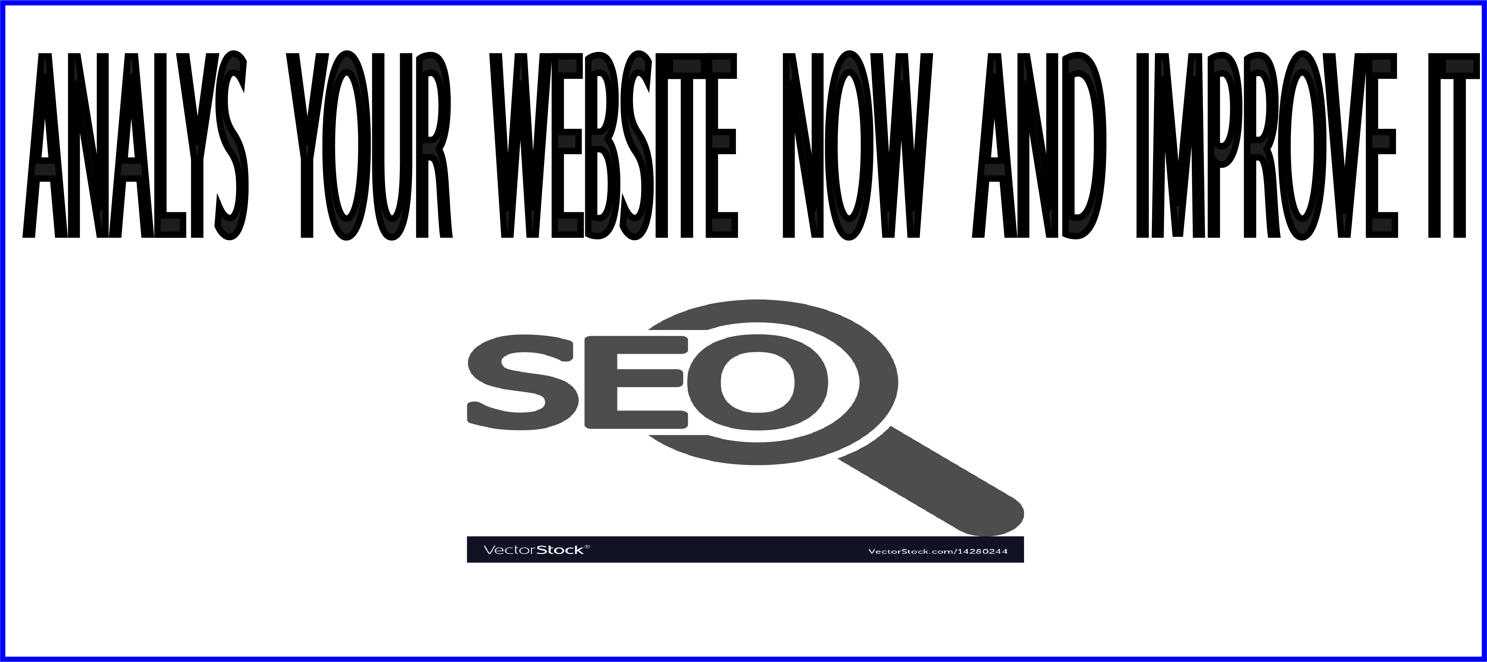 full SEO report with backlinks and analysing competitors
