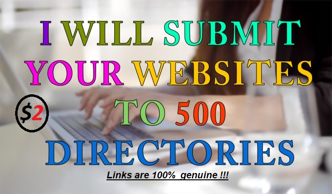 500 Contextual Backlinks From Article Directories
