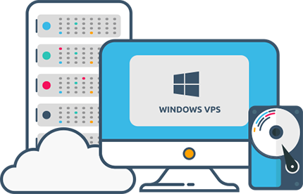 Windows VPS 2GB RAM,  40SSD,  1vCPU - Renewable