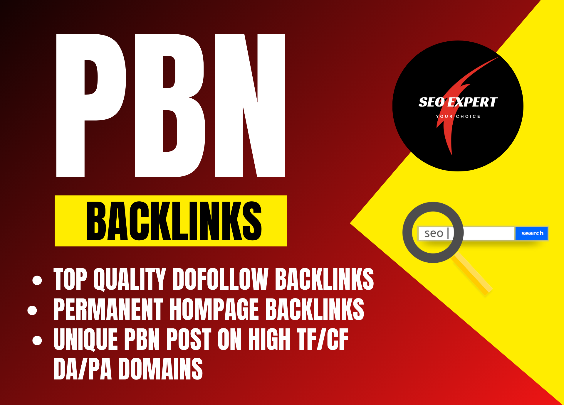 I will provide 25 pbn seo dofollow backlinks with high authority for website ranking