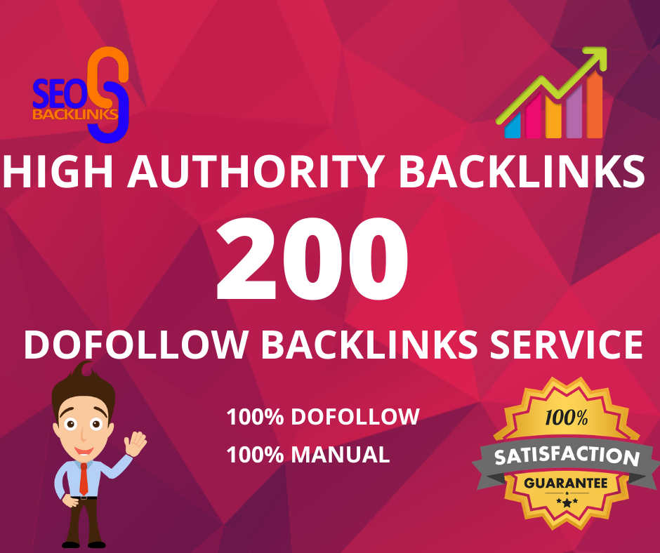 i will provide 200 high authority dofollow blog comment backlinks