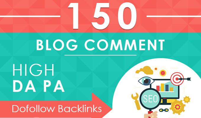 Create Manually 150 do follow backlinks