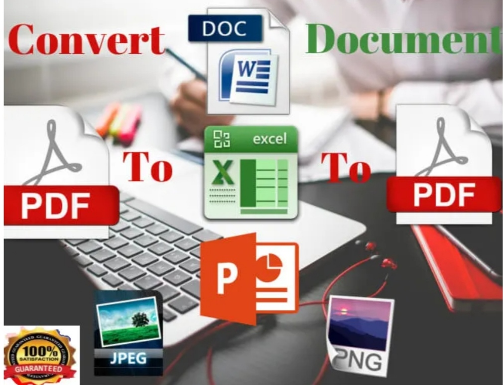 I will convert PDF to microsoft word format