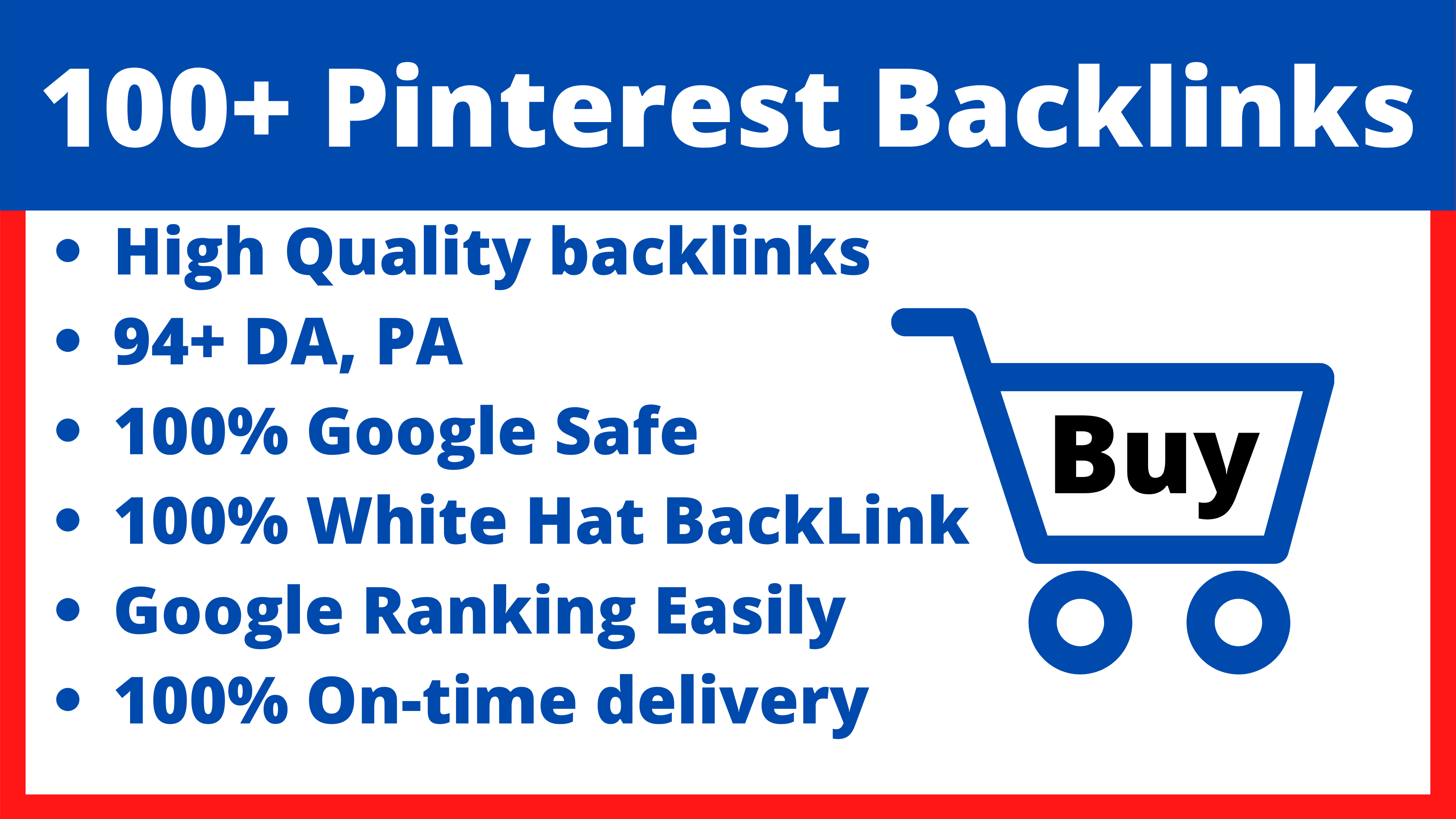 Give you 100 CO UK Site Pinterest High Quality Backlink 94 DA 95 PA