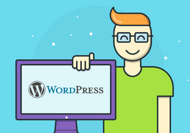 Providing Professional WordPress 5 pages Website