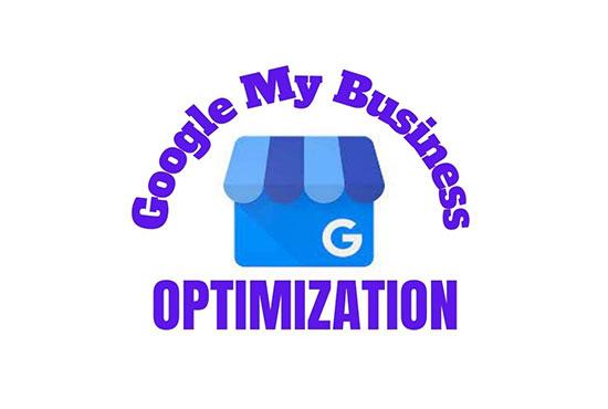 I will do google my business GMB optimization