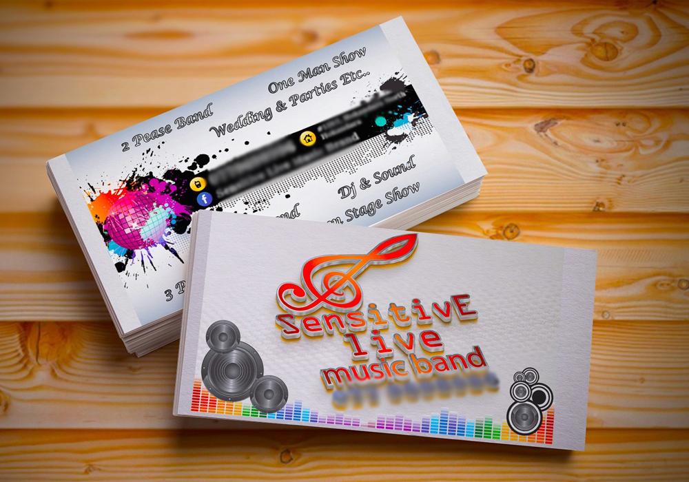 Amazing business card for your business,  Visiting card,  card