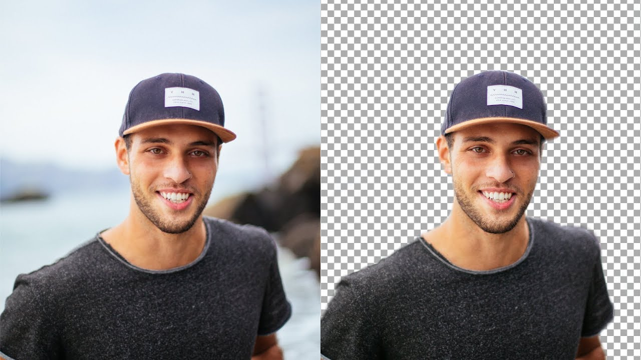 Remove Background of Any Pic Without Losing Any Quality