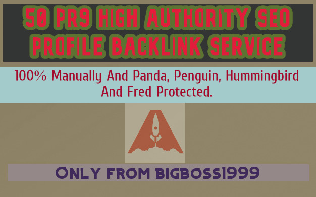 50 Pr9 High SEO Authority Backlinks - Fire Your Google Ranking