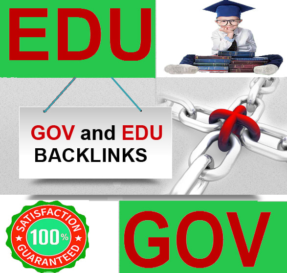 I Will Manually provided 25 Edu/Gov and 20 pr9 profile Backlinks Service- Fire Your Google Ranking