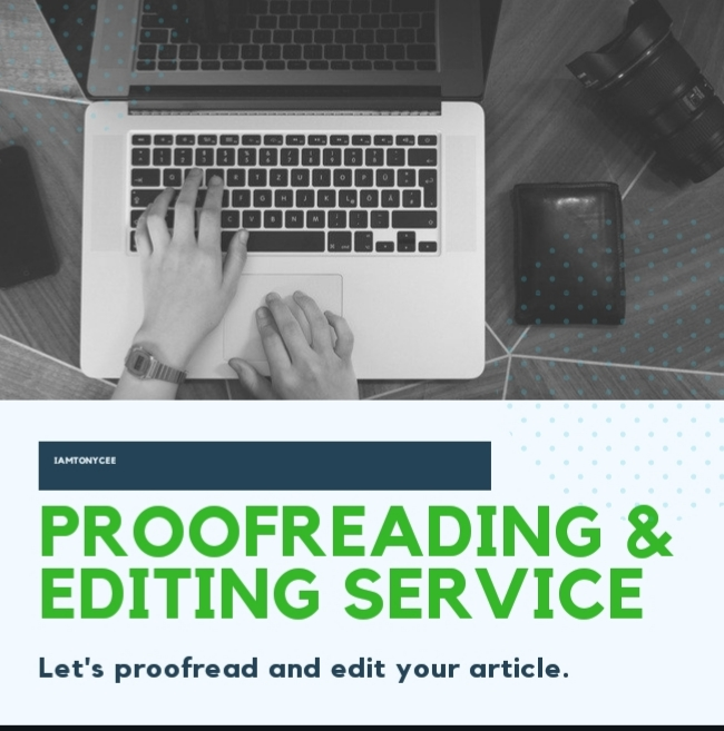 I Will PROOFREAD AND EDIT 1000 Words SEO CONTENT