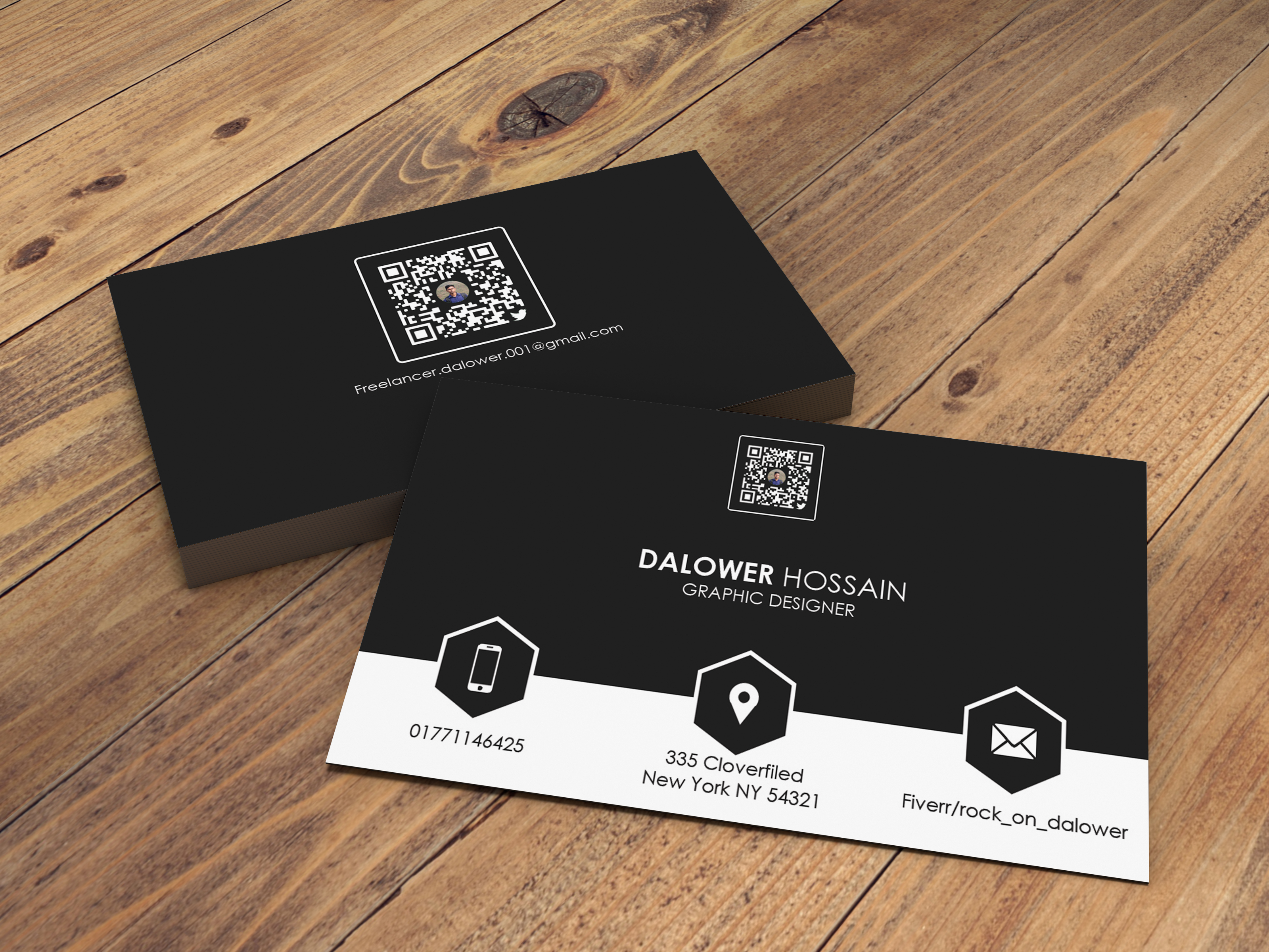 I will design professional business card only 2 days