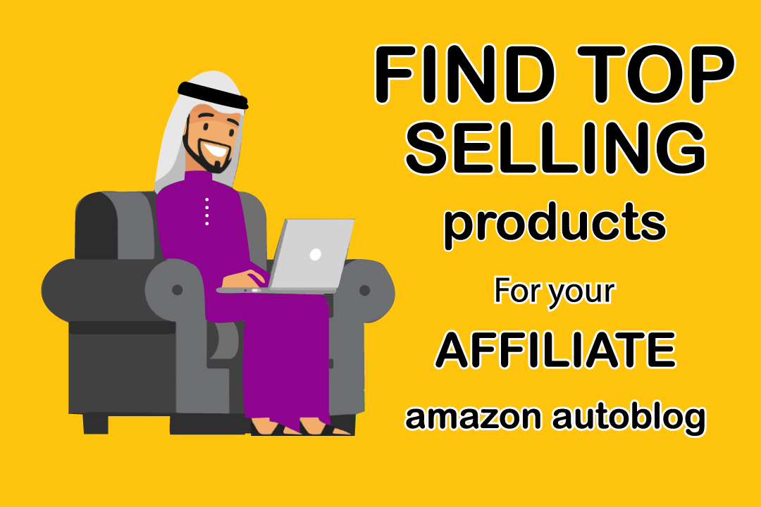 create amazon auto blog affiliate website in 48 hours