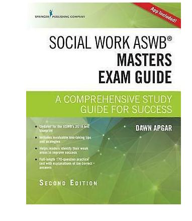Social Work ASWB Masters Exam A Comprehensive Study Guide for Success