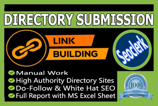 I will do 300 directory submissions