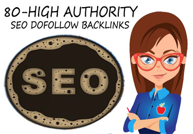 I will create high authority SEO dofollow backlinks