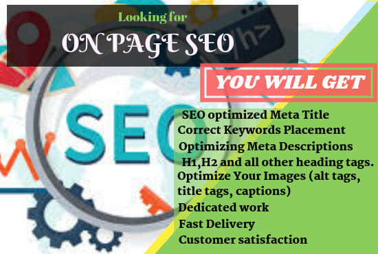 Wordpress Yoast SEO Optimization for 4 pages