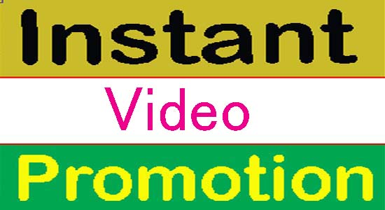 I will do Real promotion from world wide audience