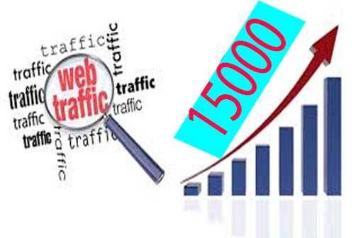 Get 15000+ Real Traffic From Worldwide user