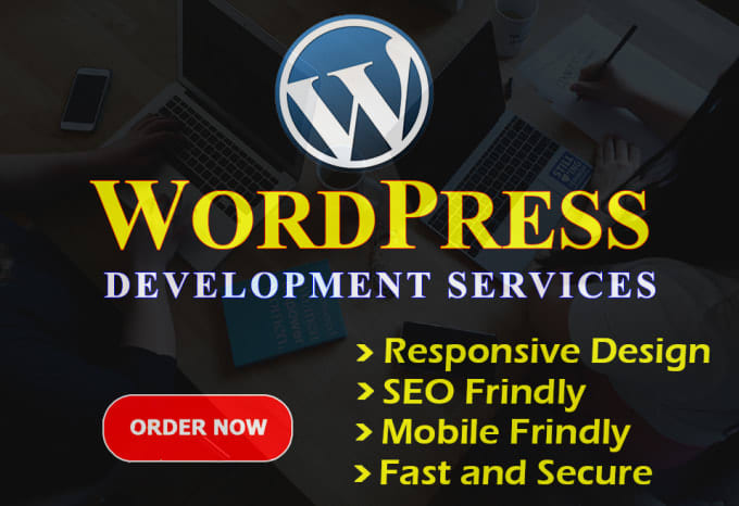 Create a Professional Wordpress Website or Divi Wordpress Website
