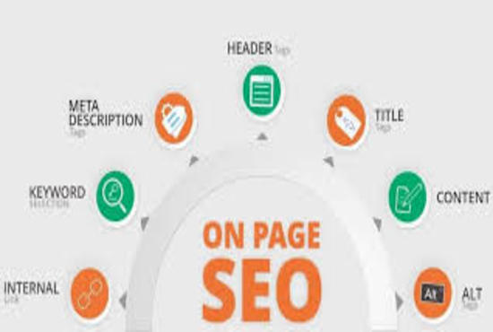 I Will Do On-Page for Your Website to get Better Rankings on Google