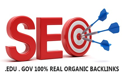 SEO Real and Organic Promotion EDU/ GOV+PR8-9 Backlinks Full PackageFull Report Boost website