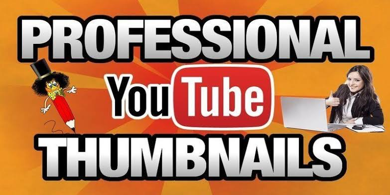 Design Professional YouTube Thumbnails