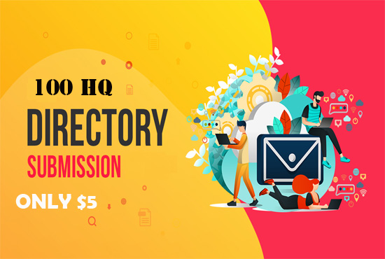 100 Dofollow Directory Submission Manually