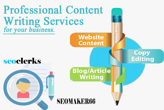 I will write 1000+ Word SEO friendly content for your blog or website