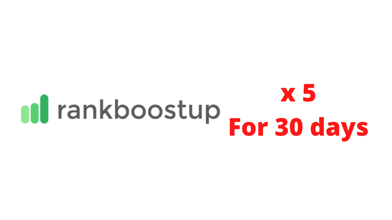 I will run 5 RankBoostUp traffic exchange sessions for you for 30 days