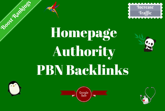 I will create dofollow pbn backlinks with high domain authority