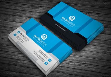 Design Professional Business Card Within 24 Hrs delivery