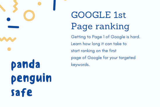 Complete SEO for your Web site on google 1st page ranking