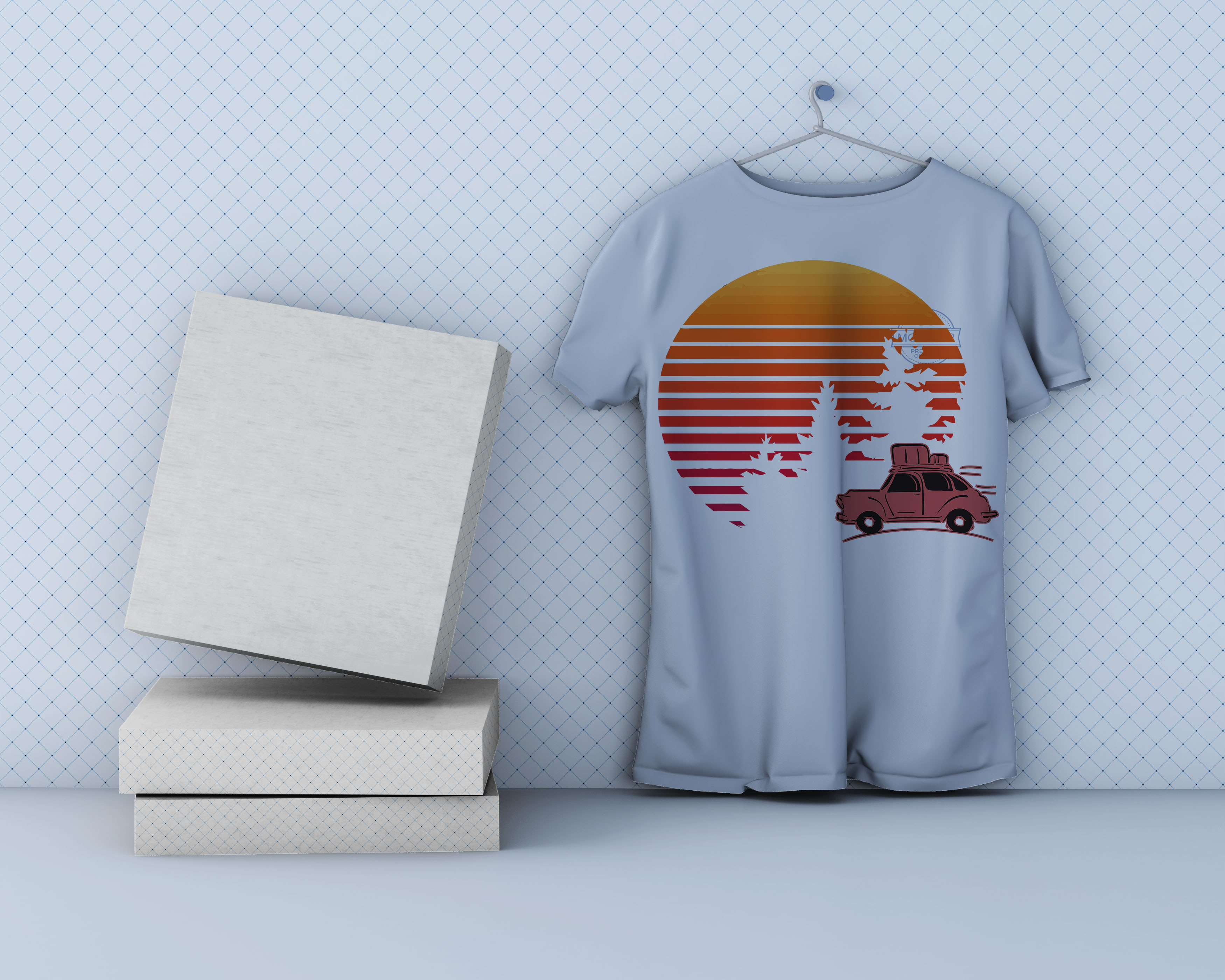 I can design a unique eye catching T shirt