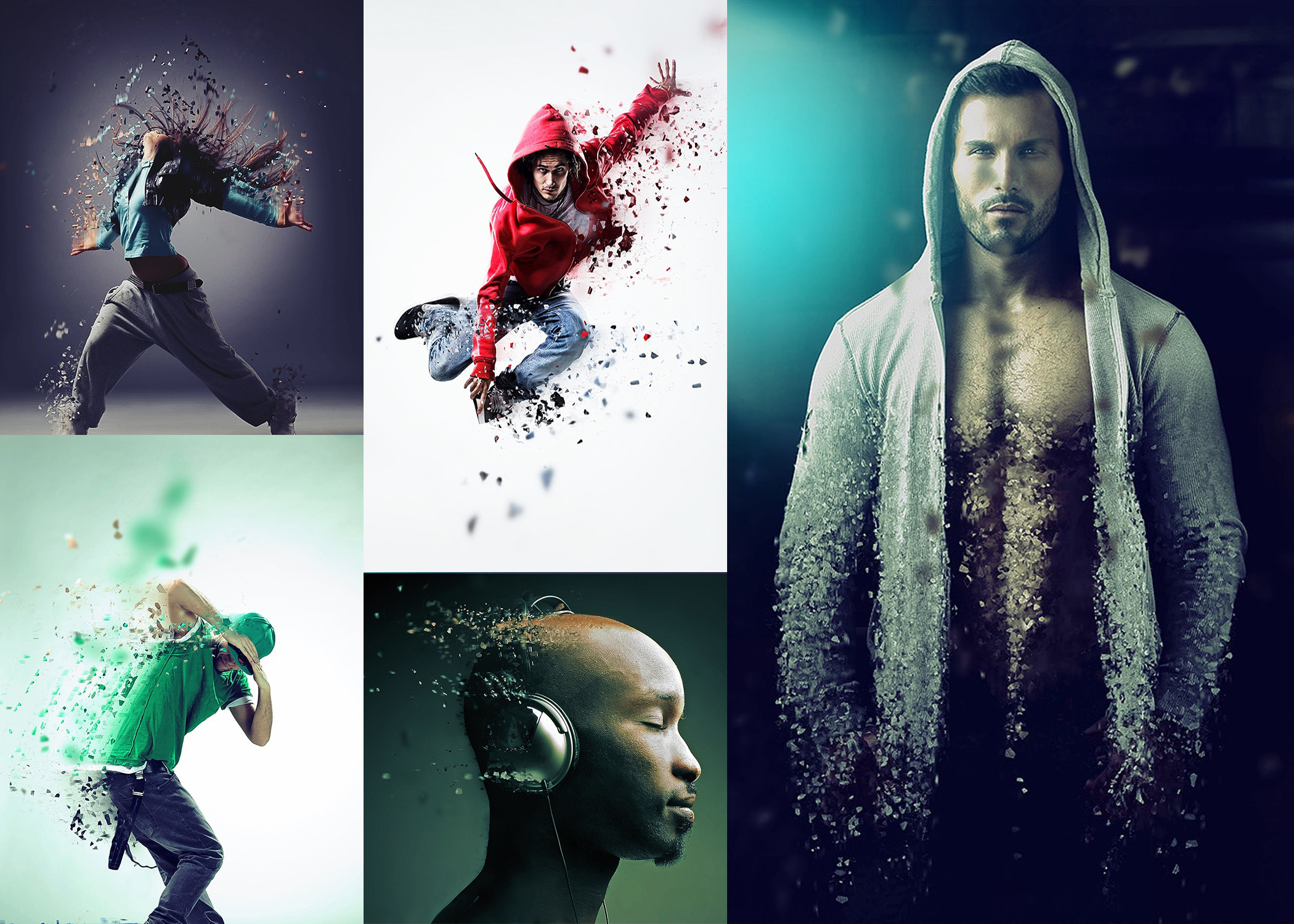I will edit your pictures with awesome photoshop actions effects