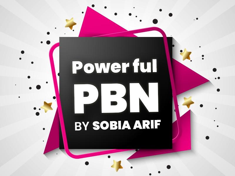 I will create 10 permanent high da pbn links