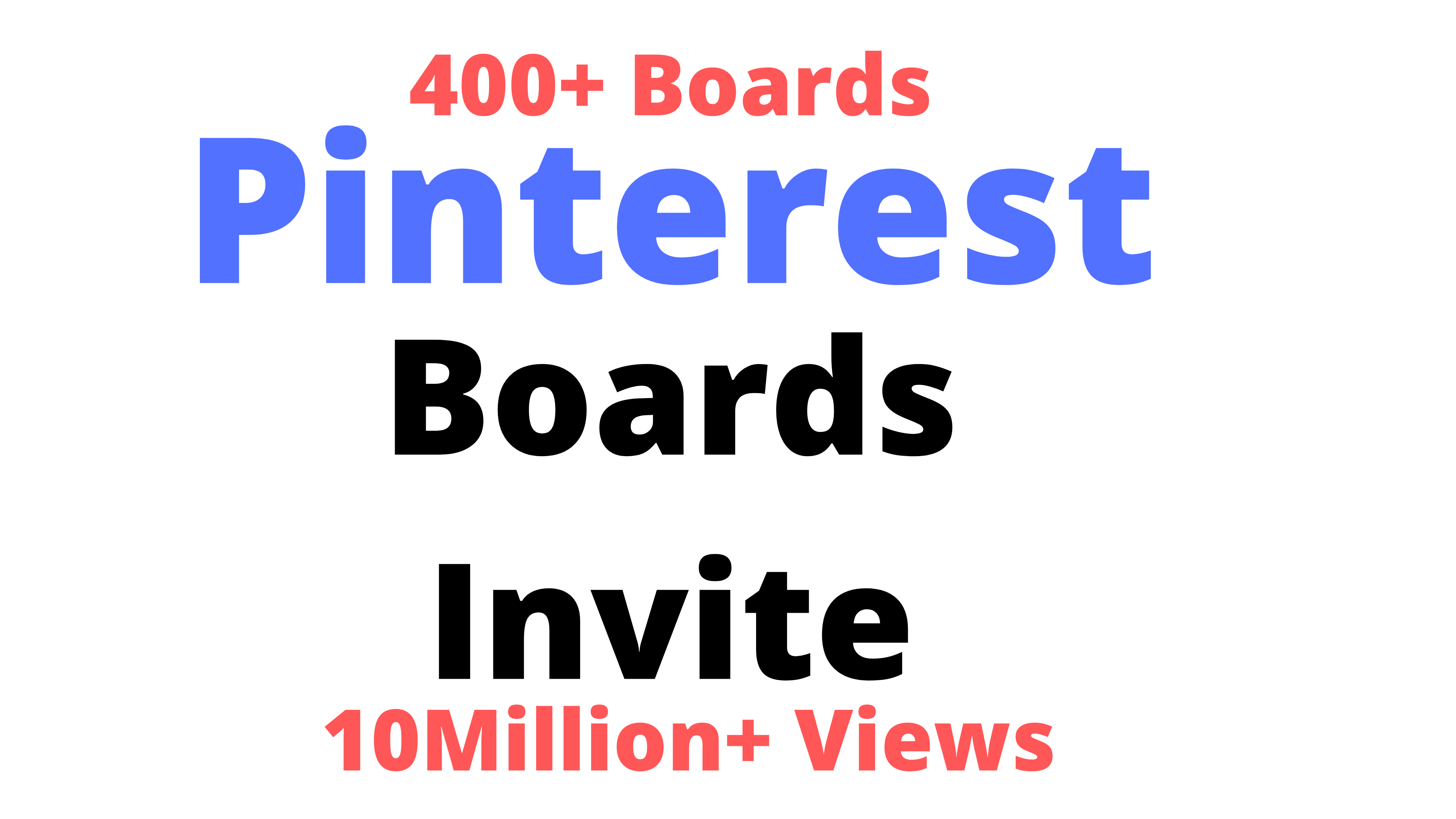 Invite You To My Pinterest Group Of Boards our Millions Audience