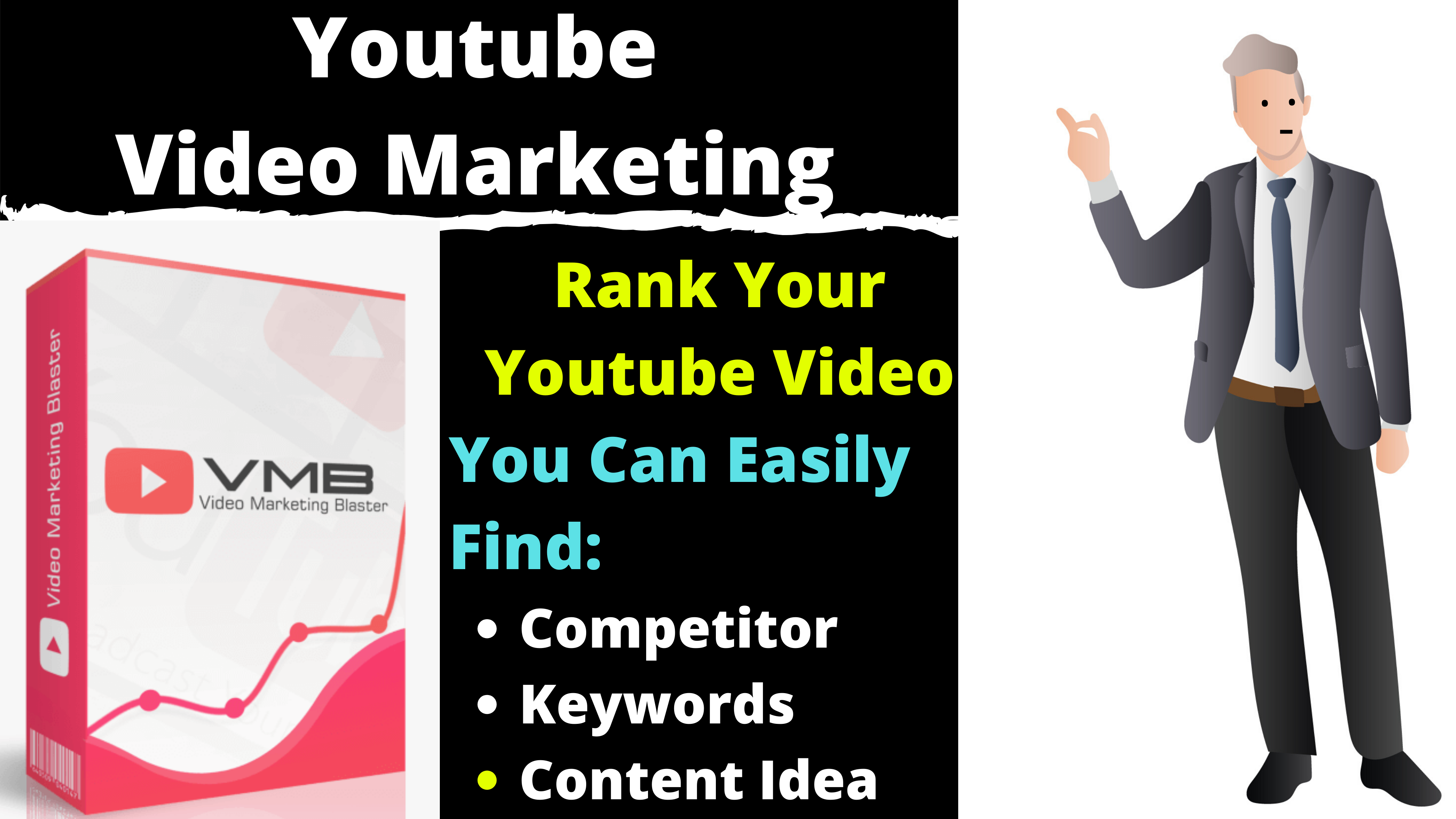 Rank Youtube Video For Traffic With Video Marketing Blaster