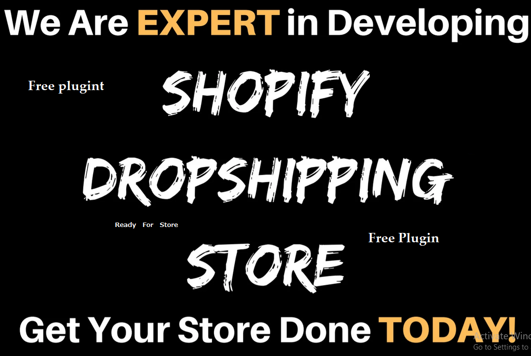 Shopify Store Ready With Your Requirement