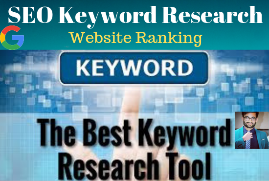 Do SEO Keyword Research For Website Ranking