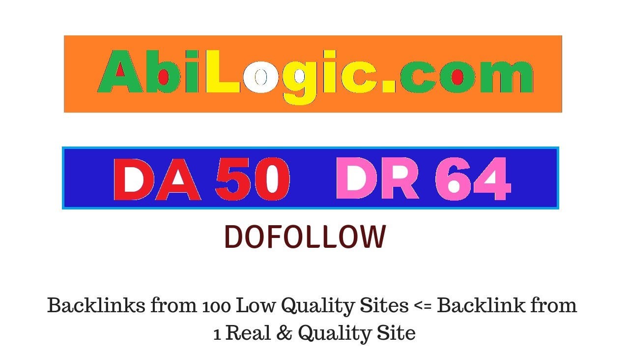 Publish Guest Post on Abilogic. com DA50